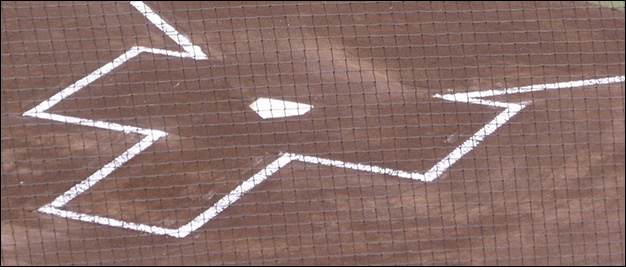 ec1cf9f0cc223 An interesting thing here  they paint the batter s box slightly differently  to MLB baseball. There s no inside lines